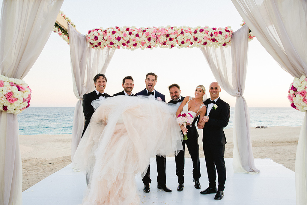 Sheldon souray wedding