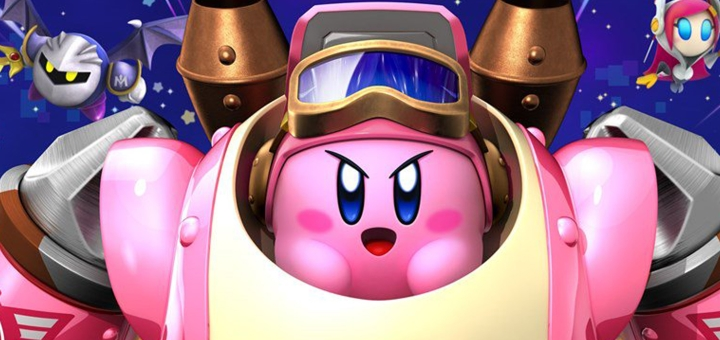 Kirby Planet Robobot-720x340