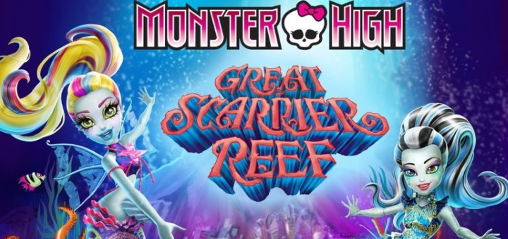 Monster High Great Scarrier Reef-720x340