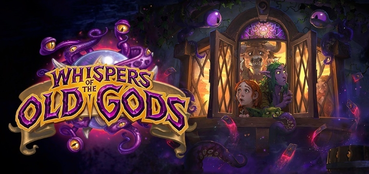 Hearthstone whispers of the old gods-720x340