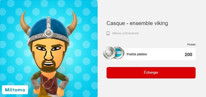 My Nintendo Miitomo viking hat-720x340