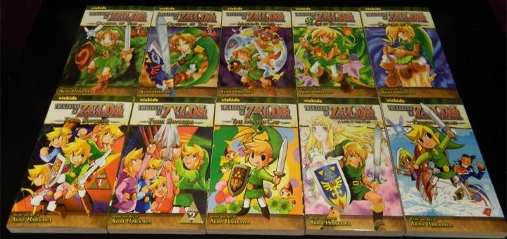 the-legend-of-zelda-manga omnibus