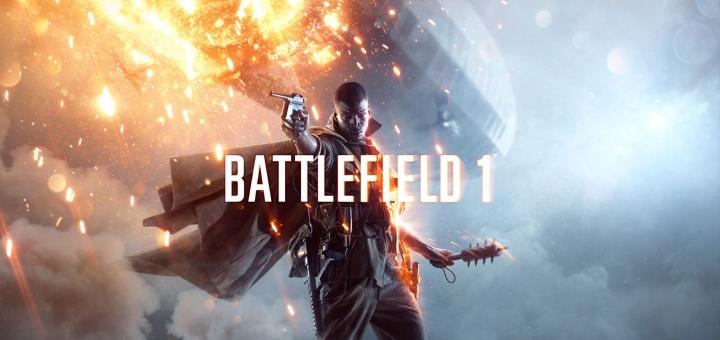 Battlefield 1 -720x340