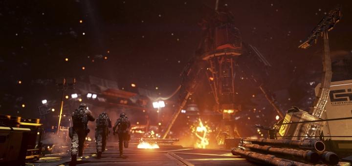 Call of Duty Infinite Warfare -720x340