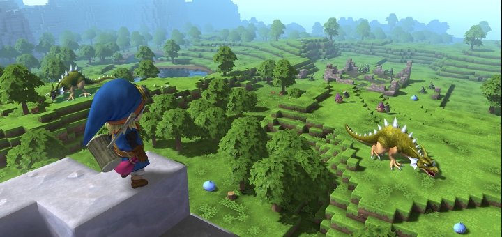 Dragon Quest Builders -720x340
