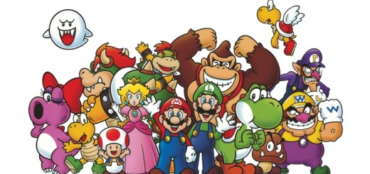Nintendo characters-720x340