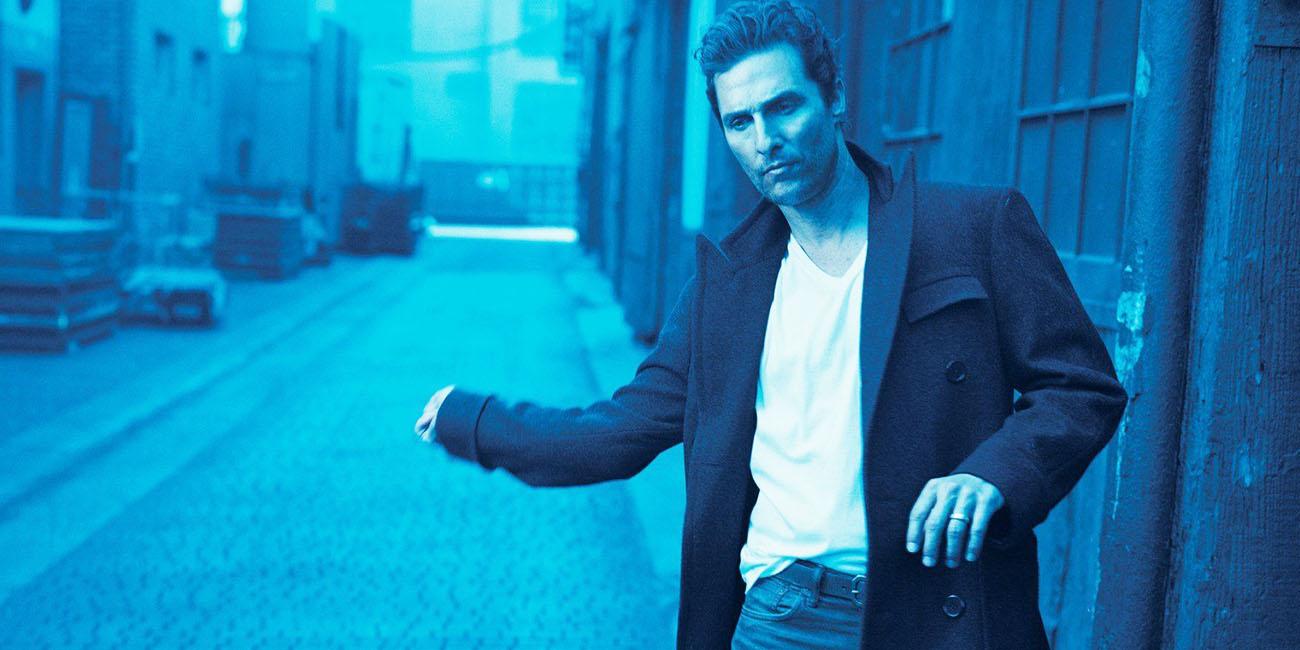 TLT Profile: Matthew McConaughey – The Legendary Trend