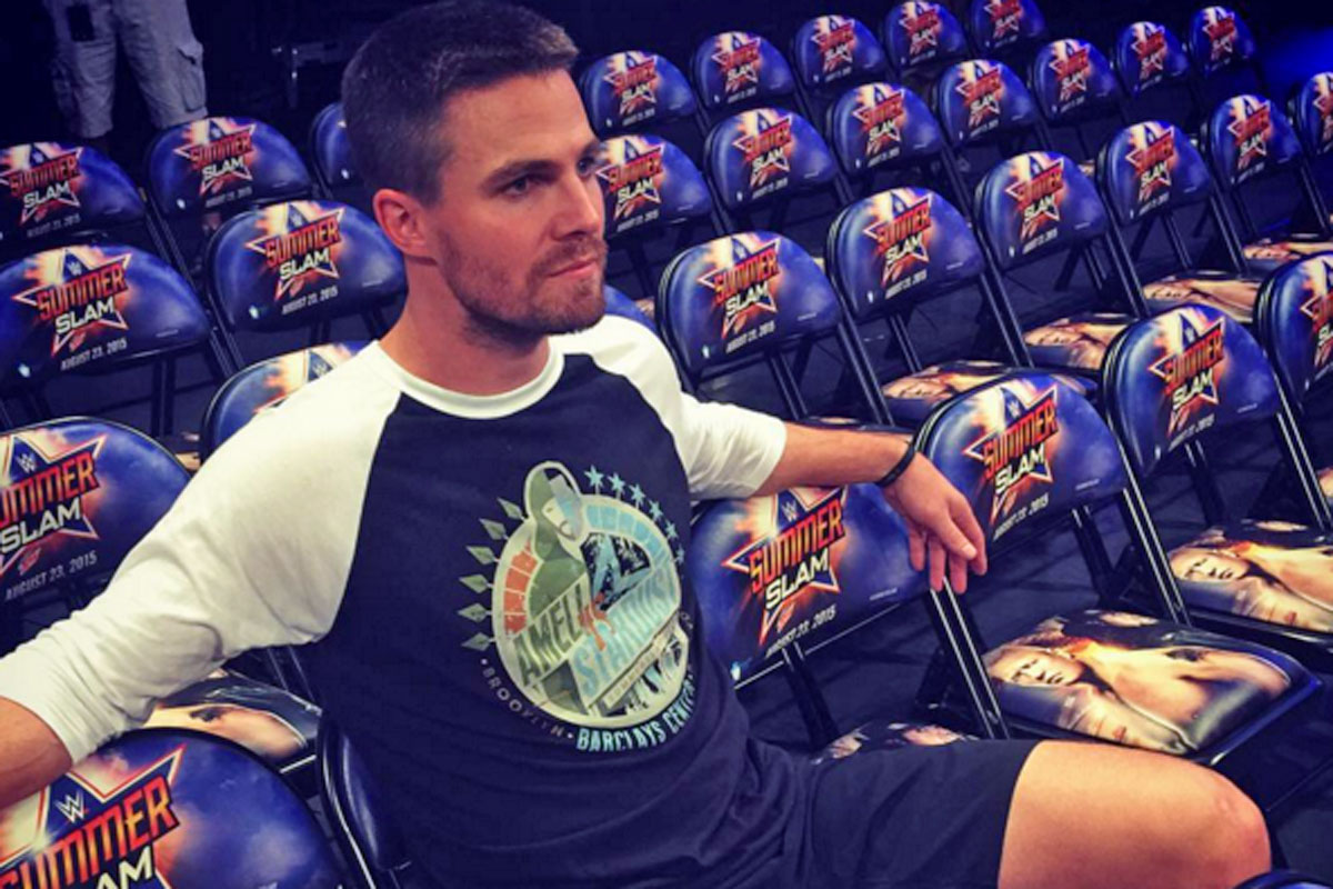 TLT Profile: Stephen Amell