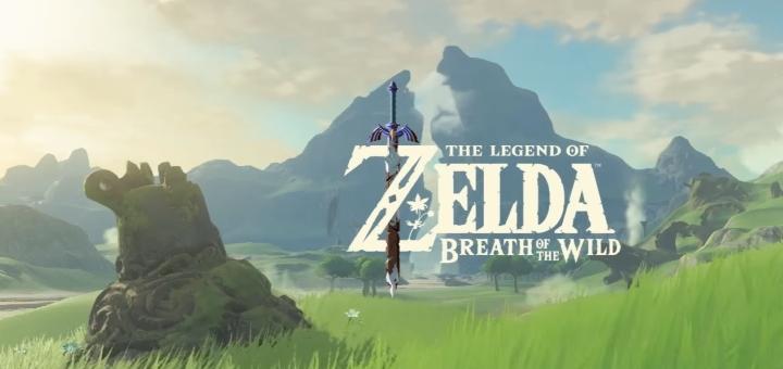 The Legend of Zelda Breath of the Wild - 2 -720x340