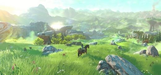 The Legend of Zelda Breath of the Wild -720x340