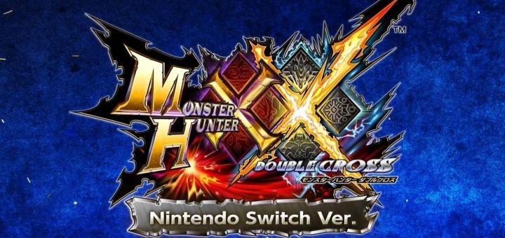 Monster Hunter XX Nintendo Switch-720x340