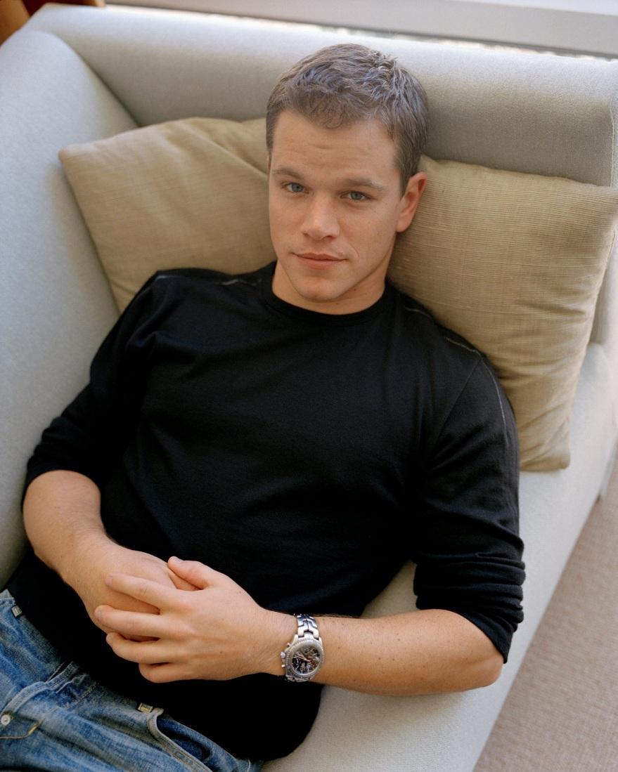 Image result for Matt Damon